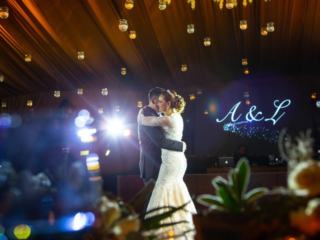 La boda de Ana Cristina y Lizandro