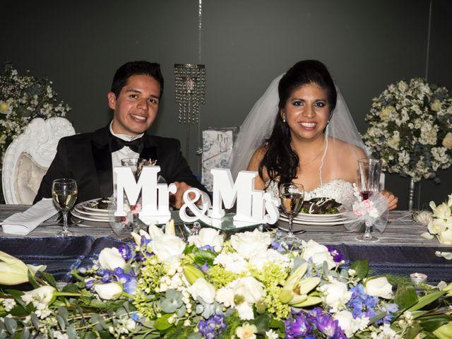 La boda de María Antonieta y Jesús