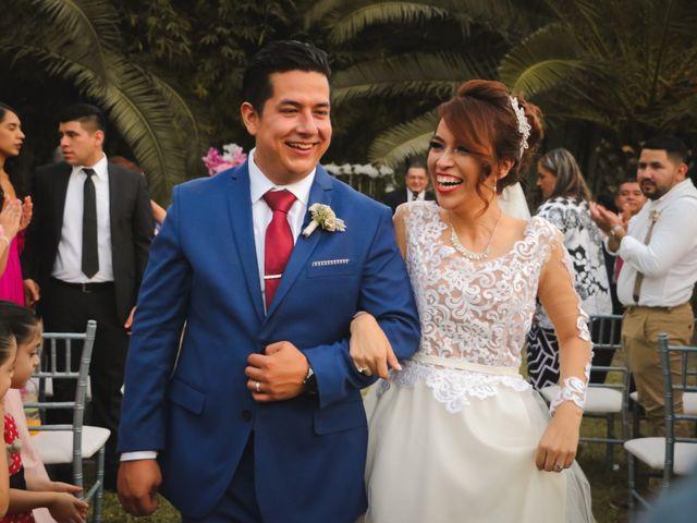 La boda de Lisseth y Cesar