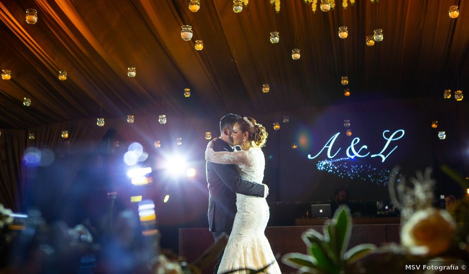 La boda de Lizandro y Ana Cristina en Zapopan, Jalisco