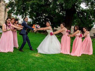 La boda de Fabiola  y Carlos  1