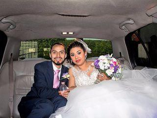 La boda de Fabiola  y Carlos