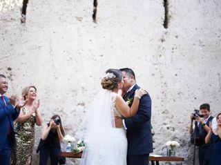 La boda de Erwin y Griselda  2