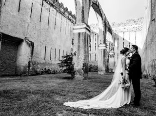 La boda de Erwin y Griselda