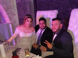 La boda de Daniela  y Diego  1