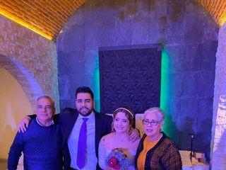 La boda de Daniela  y Diego  2
