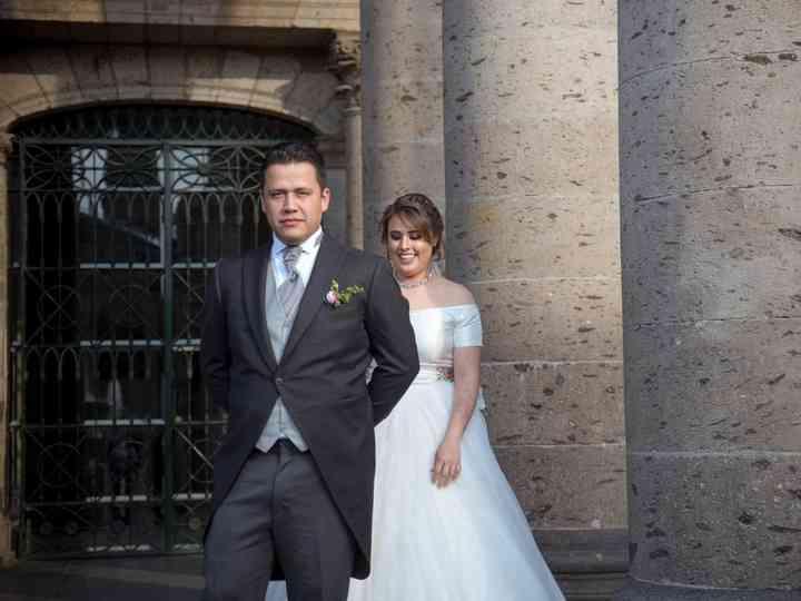 La boda de Esther y Francisco