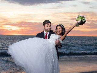 La boda de Jatzivet Yazmin y Omar Alejandro
