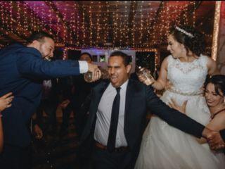 La boda de Ericka  y Francisco  2
