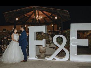 La boda de Ericka  y Francisco  3