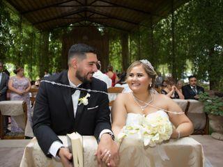 La boda de Sally y Rodrigo
