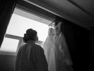 La boda de Gloria y Uriel 1