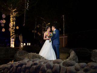 La boda de Gloria y Uriel