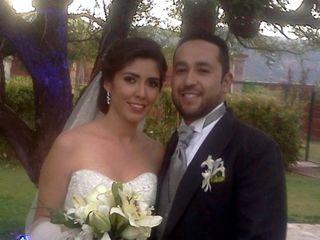 La boda de Rocío y Gerardo