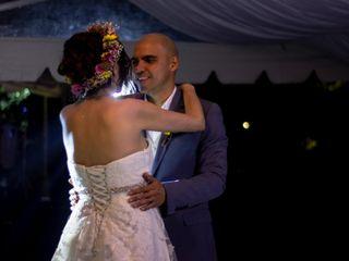 La boda de Rafael y Betina 1
