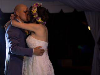 La boda de Rafael y Betina 2