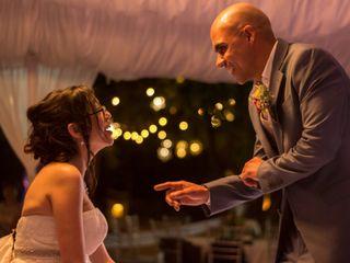 La boda de Rafael y Betina