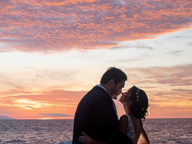La boda de Omar Alejandro   y Jatzivet Yazmin en Puerto Vallarta, Jalisco 1
