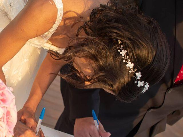 La boda de Omar Alejandro   y Jatzivet Yazmin en Puerto Vallarta, Jalisco 3