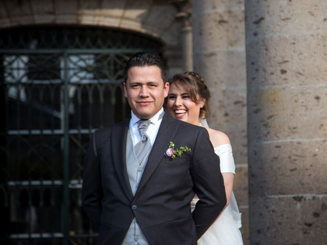 La boda de Francisco y Esther en Tlaquepaque, Jalisco 27
