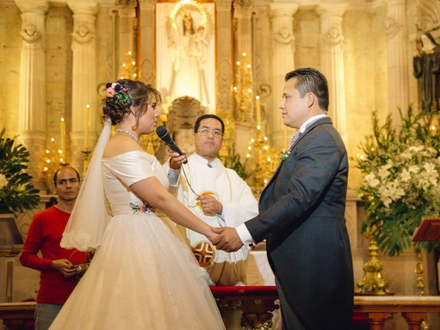 La boda de Francisco y Esther en Tlaquepaque, Jalisco 40