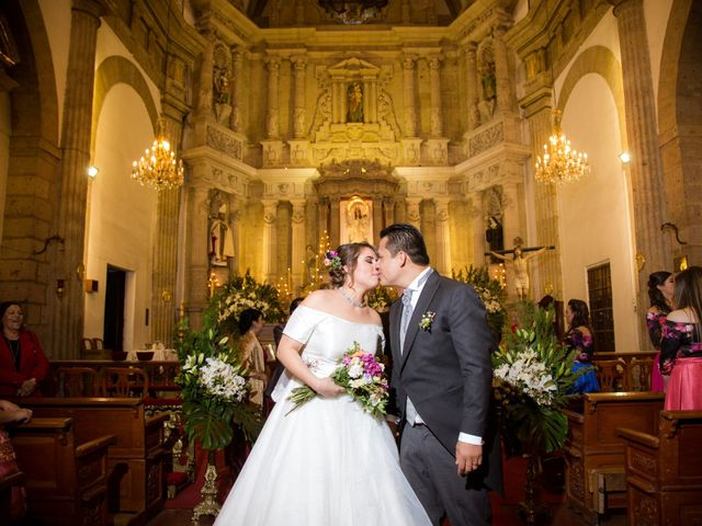 La boda de Francisco y Esther en Tlaquepaque, Jalisco 42