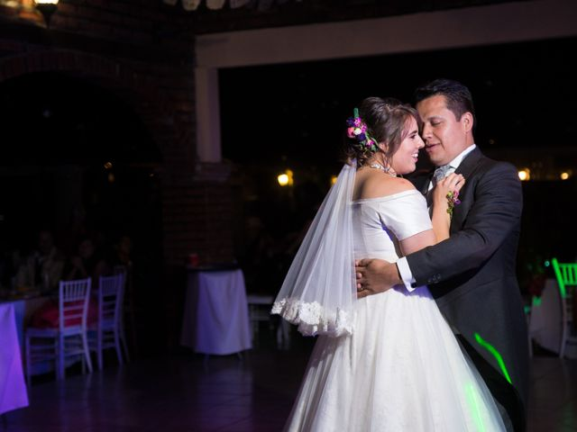 La boda de Francisco y Esther en Tlaquepaque, Jalisco 58
