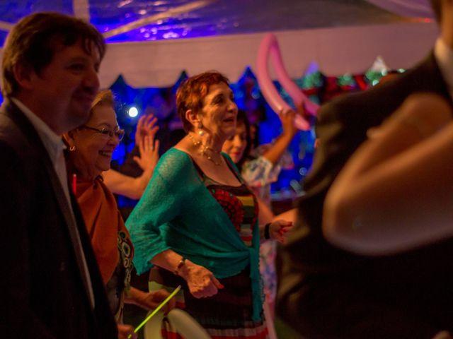 La boda de Betina y Rafael en Saltillo, Coahuila 34