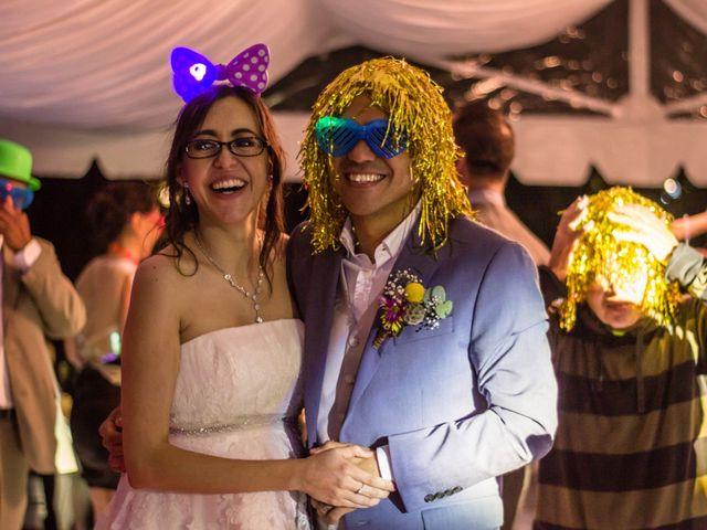 La boda de Betina y Rafael en Saltillo, Coahuila 70