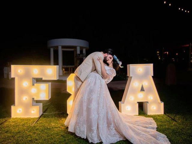 La boda de Fatima y Abraham