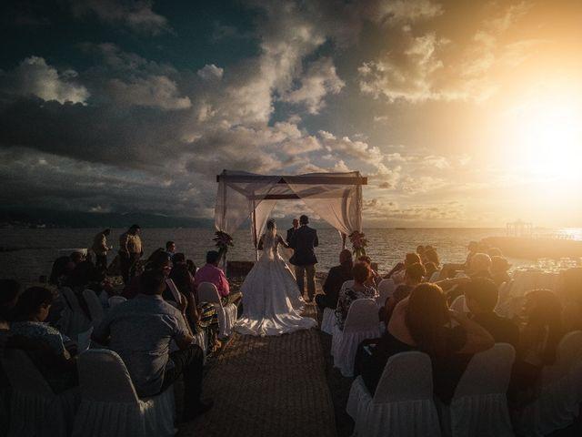 La boda de Betzy y Erwin