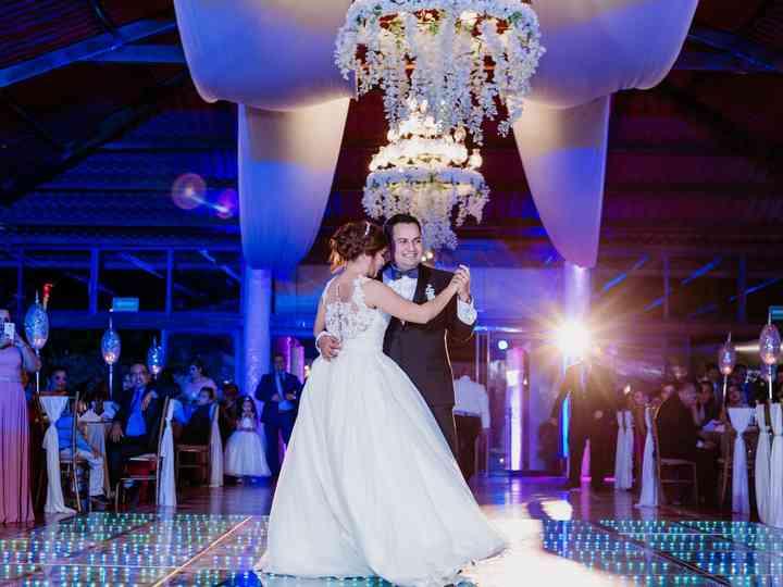 La boda de Vivian y Antonio