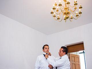 La boda de Aracely y Armando 2
