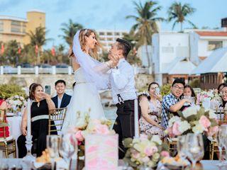 La boda de Kevin y Anna