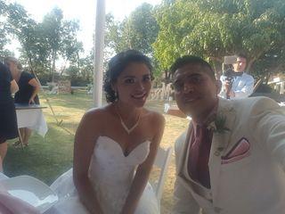 La boda de Misael y Brenda 2