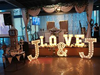 La boda de Jasive y Jaen 1
