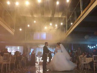 La boda de Jasive y Jaen