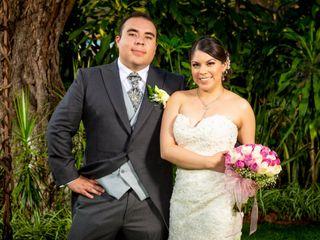 La boda de Linda y David 1