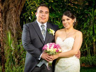 La boda de Linda y David