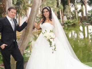 La boda de Daniel  y Juliana