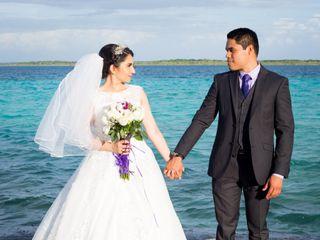 La boda de Fayne Sandria y José Toledo 2
