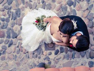 La boda de Mariana y Ángel