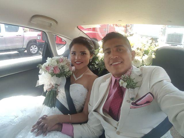 La boda de Misael y Brenda