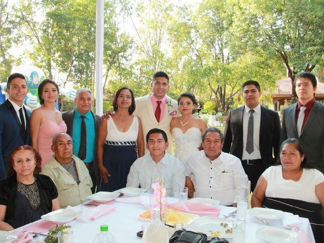 La boda de Brenda y Misael en Tlaquepaque, Jalisco 4