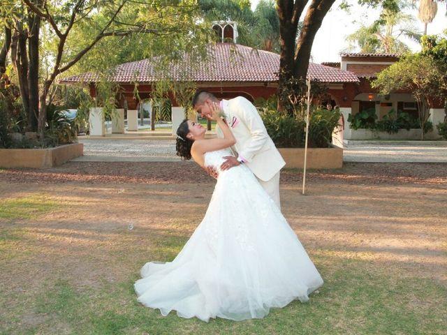 La boda de Brenda y Misael en Tlaquepaque, Jalisco 1