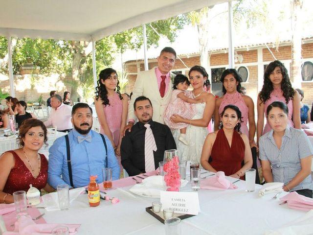 La boda de Brenda y Misael en Tlaquepaque, Jalisco 6