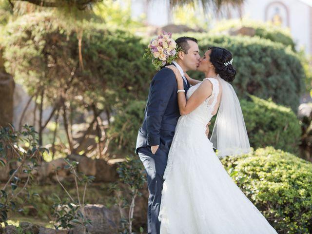 La boda de Ricardo y Alejandra en Tlaquepaque, Jalisco 4
