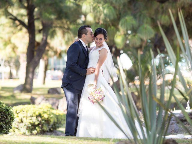 La boda de Ricardo y Alejandra en Tlaquepaque, Jalisco 5