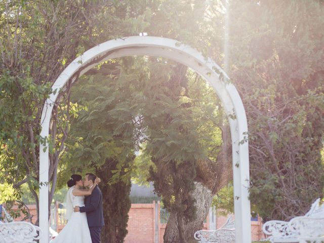 La boda de Ricardo y Alejandra en Tlaquepaque, Jalisco 12