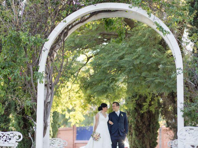 La boda de Ricardo y Alejandra en Tlaquepaque, Jalisco 13